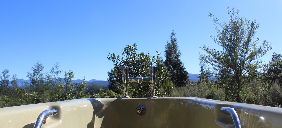 hot tub accommodation | firebath accommodation